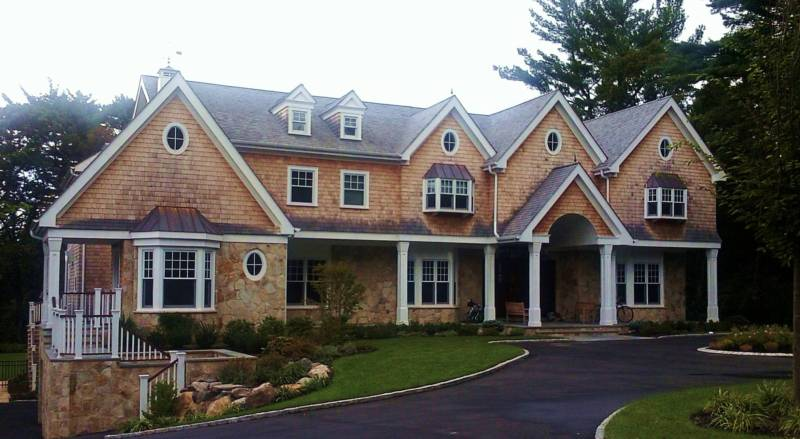 shingle style architecture great neck kings point